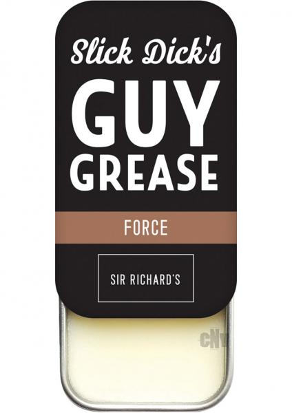 Slick Dicks Guy Grease Solid Cologne Force .28oz