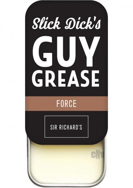 Slick Dicks Guy Grease Solid Cologne Force .28oz