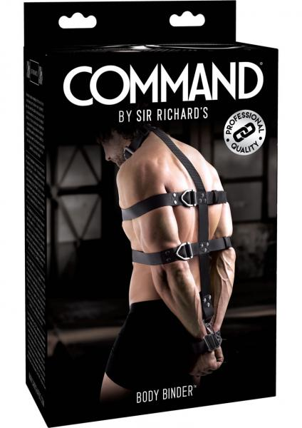 Sir Richard's Command Body Binder Black