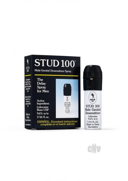 Stud 100 Single Male Genital Desenitizer Spray