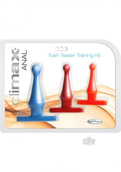 Climax Anal Tush Teaser Trainer Kit