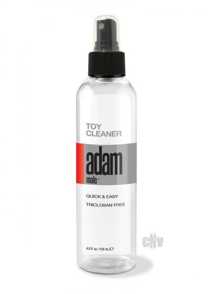 Adam Male Adult Toy Cleaner 4.5 fluid ounces