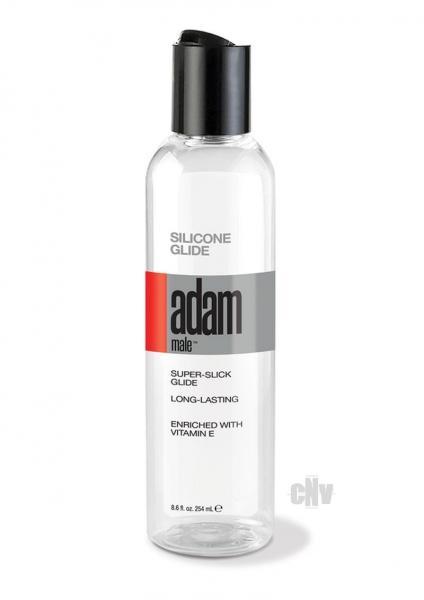 Adam Male Silicone Glide 8.6 fluid ounces