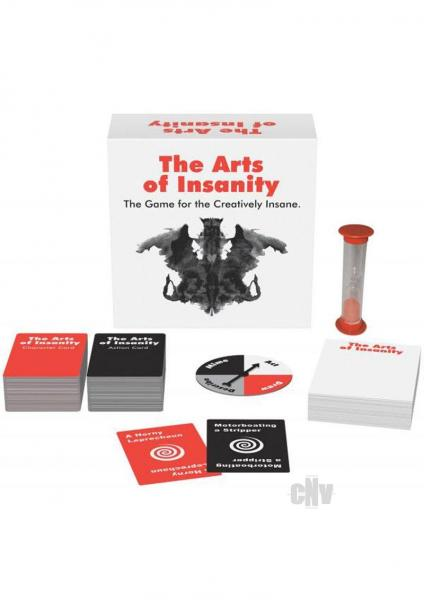 The Arts Of Insanity Game For The Creatively Insane