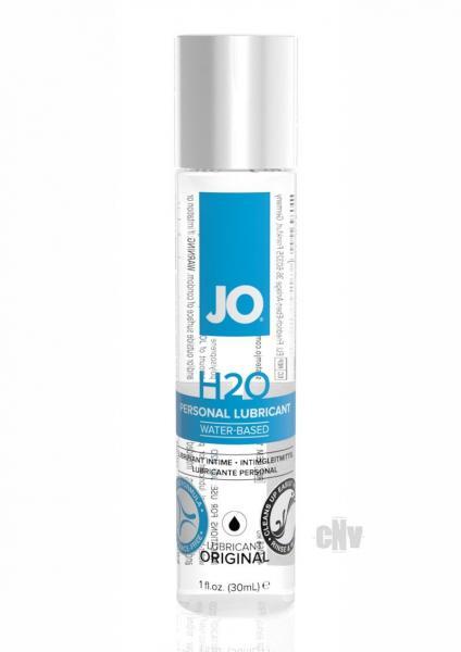 JO H2O Water Based Lubricant Original 1oz