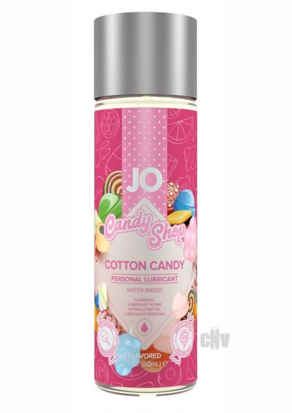 JO H2O Candy Shop Lubricant Cotton Candy 2oz