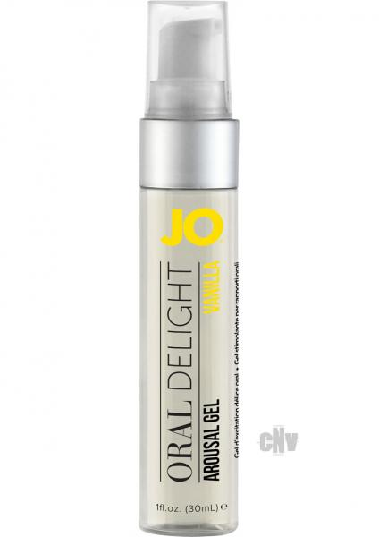 JO Oral Delight Vanilla 1oz