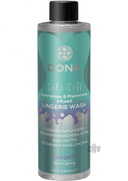 Dona Lingerie Wash Sinful Spring 8.5oz