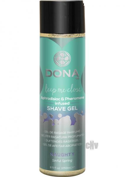 Dona Shave Gel Sinful Spring 8.5oz