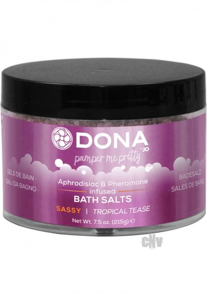 Dona Bath Salt Tropical Tease 7.5oz