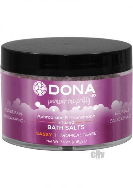 Dona Bath Salt Tropical Tease 7.5oz