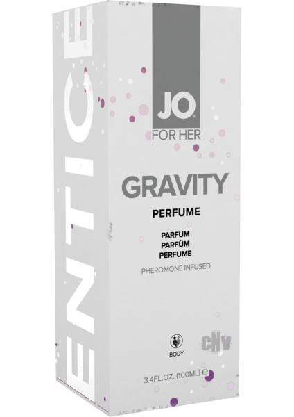 JO Gravity Perfume With Pheromones For Her