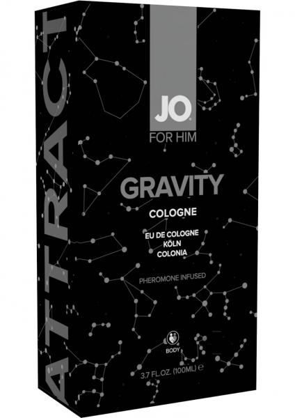 Gravity Cologne With Pheromones For Him 3.7oz