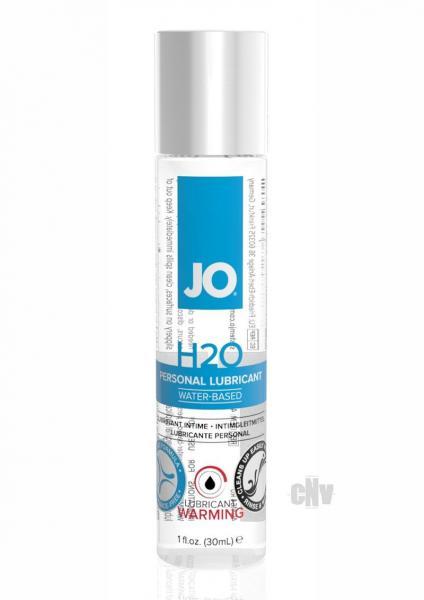 JO H2O Lubricant Warming 1oz