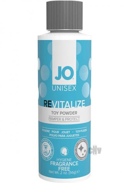JO Revitalize Toy Powder Unisex 2oz