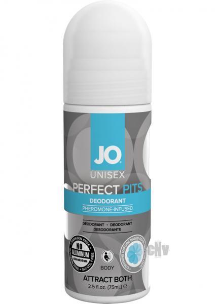 JO Perfect Pits Unisex Deodorant Pheromones 2.5oz