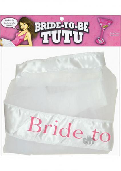 Bride To Be Tutu White