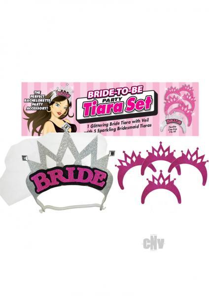 Bridal Tiara Set