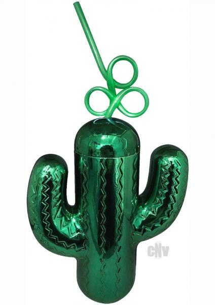 Green Cactus Cup