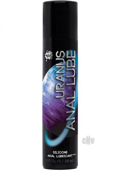 Wet Uranus Anal Lube Silicone Based 1oz