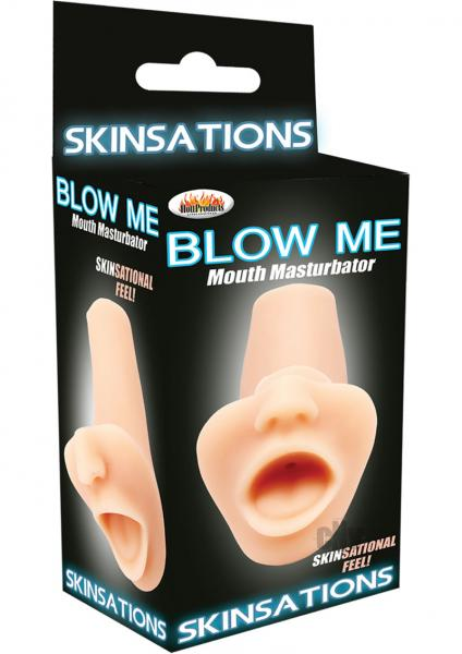 Skinsation Blow Me Mouth Masturbator