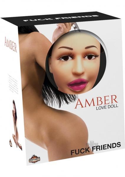 F*ck Friends Amber Female Love Doll
