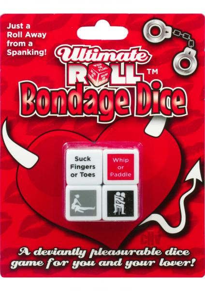 Ultimate Roll Bondage Dice Game