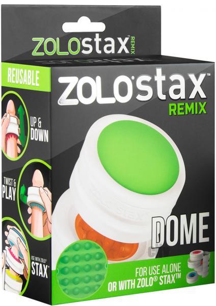 Zolo Remix Studded Dome Masturbator