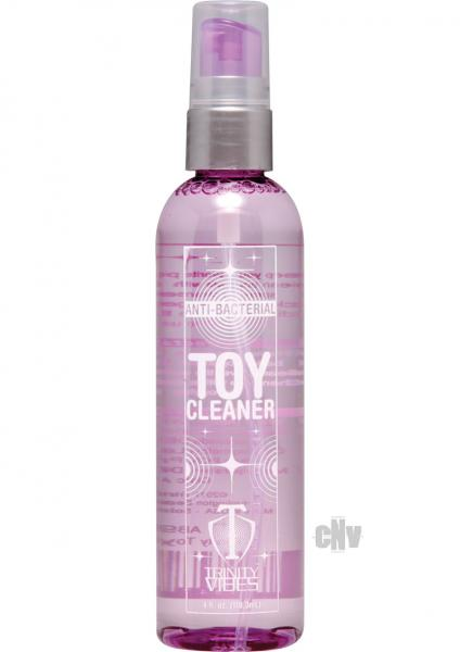 Trinity Anti-Bacterial Toy Cleaner 4oz