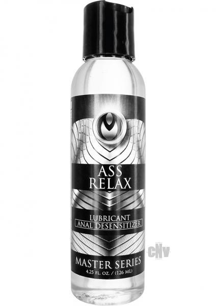 Ass Relax Anal Desensitizing Lubricant 4.25oz