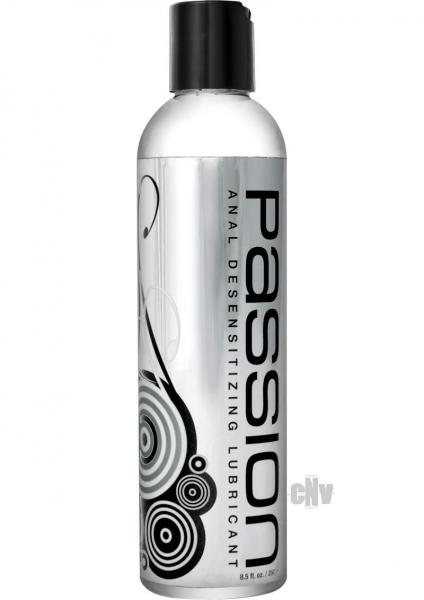 Passion Anal Desensitizing Lube with Lidocaine 8.5oz