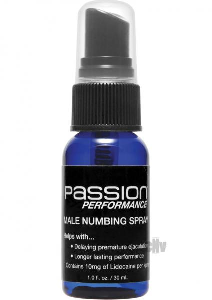 Passion Stamina Spray With Maximum Lidocaine