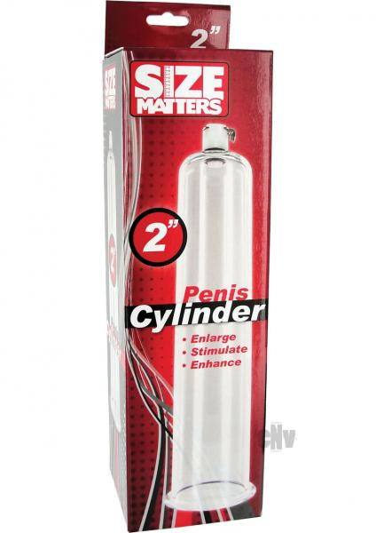 Size Matters Penis Cylinder 2 inches
