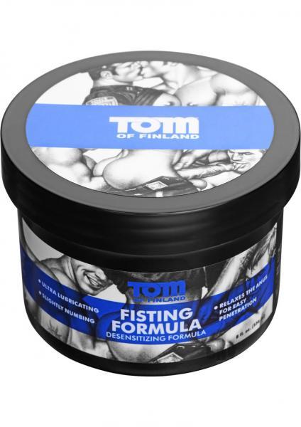Tom of Finland Fisting Formula with Lidocaine 8oz