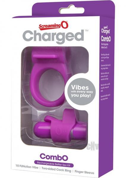 Charged Combo Kit 1 Purple