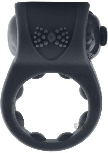 Primo Tux Black Vibrating Ring