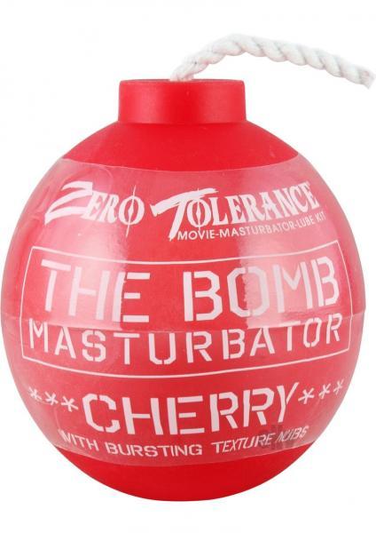 The Bomb Cherry Masturbator Red