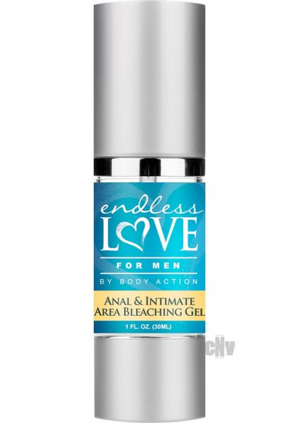 Endless Love Male Anal Bleaching Gel 1oz