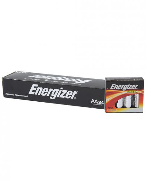 Energizer Max Power Alkaline AA Battery 24 Box