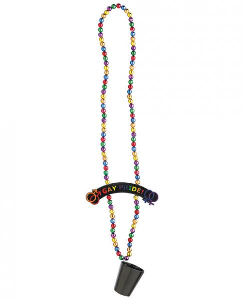 Gay Pride Beads