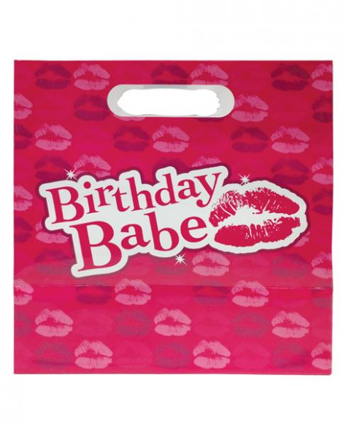 Birthday Babe Gift Bag Pink