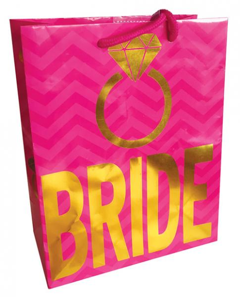 Bride Gift Bag Hot Pink