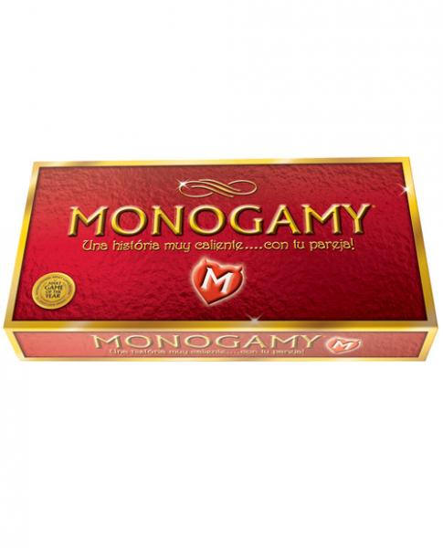 Monogamy A Hot Affair Spanish Version