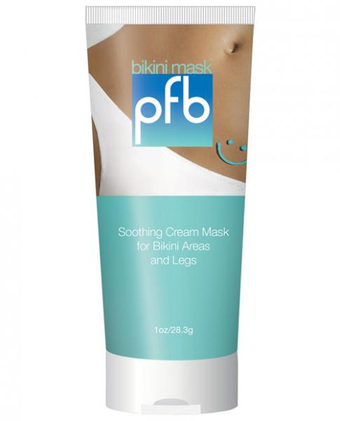 PFB Vanish Bikini Mask Soothing Cream 1oz