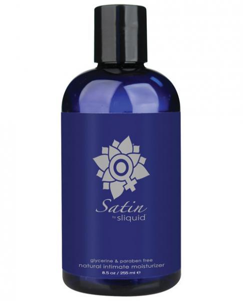 Sliquid Organics Natural Satin Lubricant 8.5oz