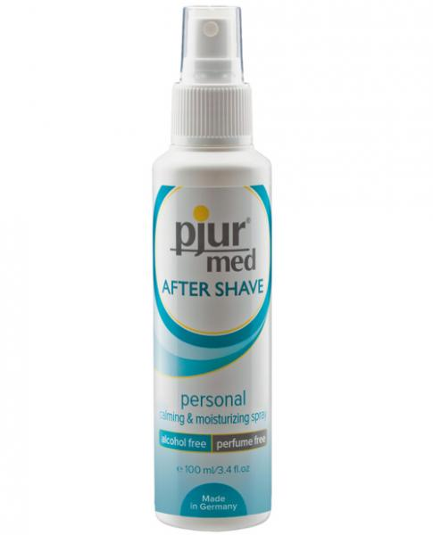 Pjur Med After Shave Bottle 3.4 fluid ounces