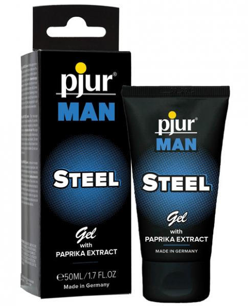 Pjur Man Steel Massage Gel 1.7oz