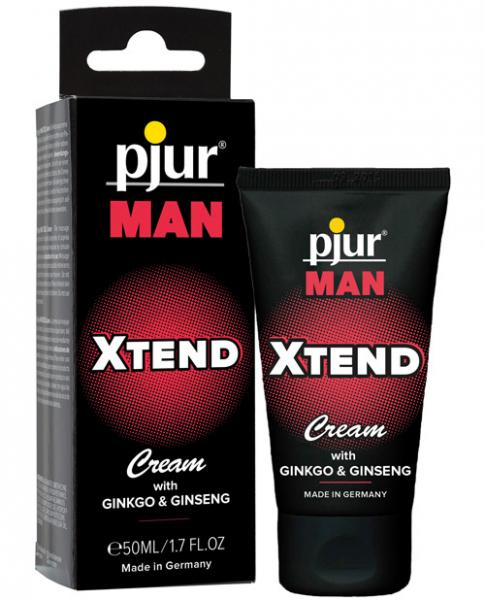 Pjur Man Xtend Cream 1.7oz