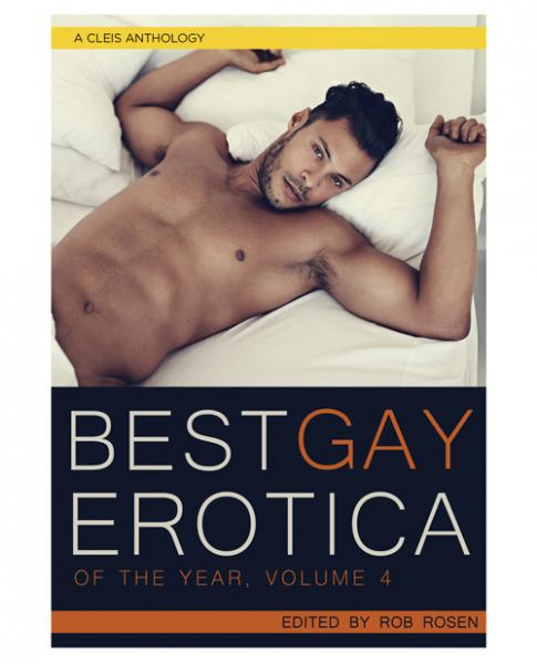 Best Gay Erotica Of The Year Volume 4 Edited by Rob Rosen