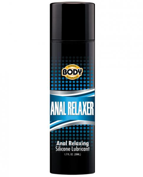 Body Action Anal Relaxer  Pump Bottle 1.7oz